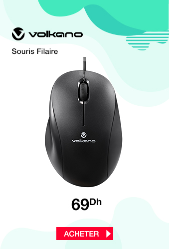 Bestmark - Souris VOLKANO Filaire Series Wired