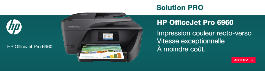 Bestmark - Imprimante HP Office Jet Pro 6960