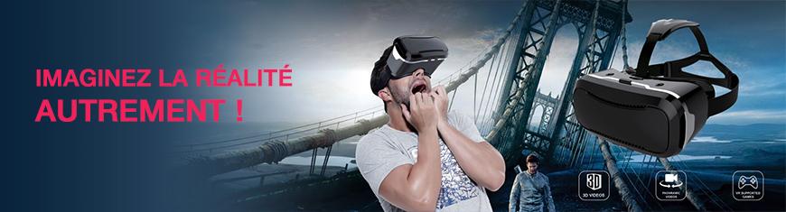 Bestmark - Casque réalité virtuelle
