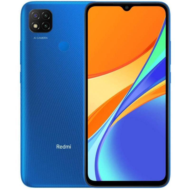 XIAOMI Redmi 9C /Bleu /6.53
