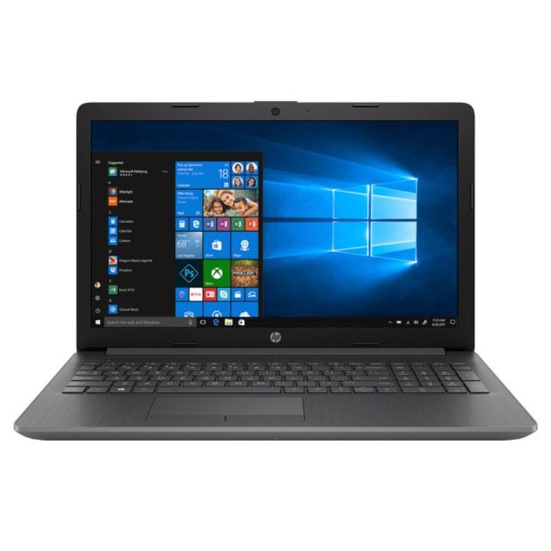 PC Portable HP 15 /i3-1005G1 /1,2 GHz jusqu'à 3,4 GHz /4 Go /1 To + 128 Go SSD /Gris /15.6