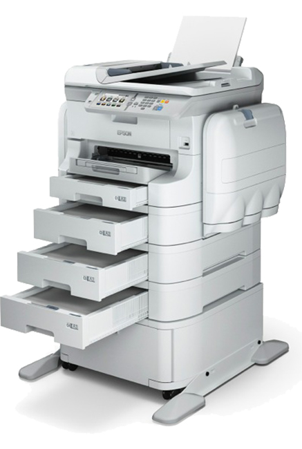 Imprimante EPSON Rips WorkForce Pro 4en1 /A3 /WiFi /USB /WiFi/Blanc