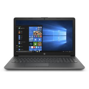 "PC Portable HP 15 /Celeron N4020 /Jusqu'à 2,80 GHz /4 Go /1 To /Gris /15.6"" /Intel® UHD 600 /Windows 10 Famille"