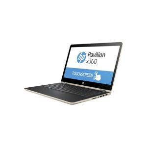 """Pc Portable HP Pavilion x360 Touch /i5-7200U /2,5 GHz jusqu'à 3,1 GHz /6 Go /1 To /Gold /14"""" /IPS HD WLED /Intel HD 620 /Windows 10 Famille 64"""
