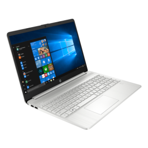 "PC Portable HP 15s 15s-fq2001nk /i5-1135G7 /jusqu'à 4,2 GHz /8 Go /256 Go SSD /15.6"" /FHD /Intel® Iris® Xᵉ /Windows 10 Famille"