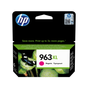 Cartouche HP 963XL High Yield Original Ink Cartridge /Magenta /1600 pages /OfficeJet Pro 9010 - 9013