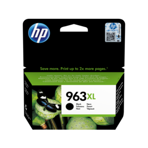 Cartouche HP 963XL High Yield Original Ink Cartridge /Noir /HP OfficeJet Pro 9010 - 9013 /2000 pages