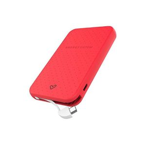 Powerbank ENERGY SISTEM  /5000 mAH /USB /Rouge