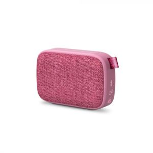 Enceinte ENERGY SISTEM Fabric Box 1 + Pocket Grape /Bluetooth  - USB - MicroSD