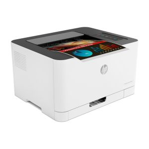 Imprimante HP Laser 150nw /Impression /Couleur /18 ppm Noir - 4 ppm Couleur /600 x 600 ppp /64 Mo /USB - WiFi /A4