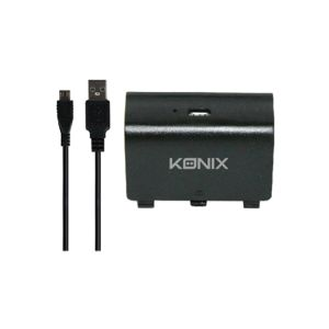 Batterie KONIX /Play - Charge /LED indicateur de charge /3m /Pour : Xbox One