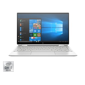 "PC Portable HP Spectre X360 Touch /13-aw0001nk /Processeur Intel® Core™ i7-1065G7 /1,3 GHz /8 Go /256 Go SSD /Silver /13.3"" /Intel Iris Plus  /Windows 10 Famille 64"