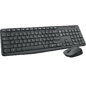 Clavier et Souris LOGITECH MK235 /Wireless /USB