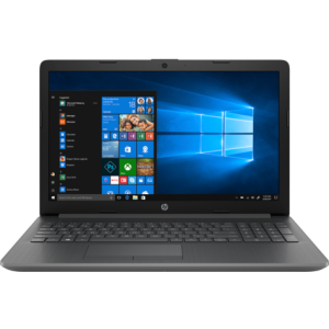 "PC Portable HP 15 /15-da0102nk /Intel Celeron /1,1 GHz /4 Go /1 To /Gris /15.6"" /HD /Windows 10 Famille"
