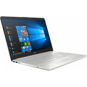"PC Portable HP 15 15-DW2009nk /i7-1065G7 /1,3 GHz jusqu'à 3,9 GHz /8 Go /1 To /Silver /15.6"" /Full HD /NVIDIA GeForce MX330 - 2 Go /Windows 10 Famille"