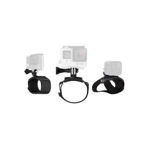 Support GOPRO /Hand - Wrist - Arm - Leg /Body Mount /360°