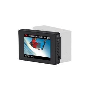 Ecran GOPRO /LCDTouch BacPac /Touch Screen /Noir /Traditionnel /X 1 /Lithium Ion /Pour : HERO3 - HERO3+ - HERO4