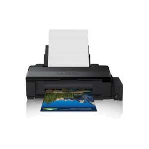 Imprimante Photo EPSON L1800 /5760 x 1440 DPI /2.6 ppm Noir - 2.6 ppm Couleur /USB /A6 - A5 - A4 - A3 - A3+ /Noir