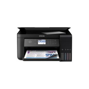 Imprimante EPSON EcoTank ITS L6160 /Multifonction /Impression - Numérisation - Copie /33 ppm - 20 ppm /4800 x 1200 DPI /WiFi - Ethernet - USB /A4
