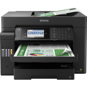 Imprimante Epson EcoTank  L15150 /4 en 1 /Couleur /4800 x 2400 DPI /25 ppm Monochrome - 12 ppm Couleur /A4 /USB - Ethernet - WiFi