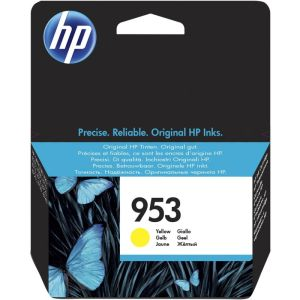 Cartouche HP 953 Original Ink Cartridge /Jaune /700 Pages /10 ml