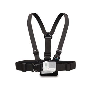 Support GOPRO /Chesty Mount /Noir /Pour : HERO - HERO3 - HERO3+ - HERO4