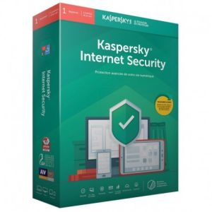 Antivirus KASPERSKY 2020 /3 Postes /1 an Multi-Devices