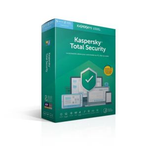 Antivirus KASPERSKY Total Security 2019 /Multi-Devices /5 Postes /1 an