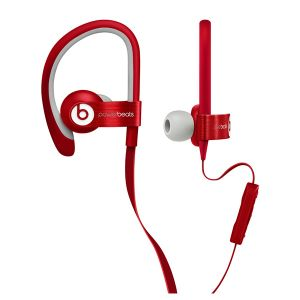 Casque Beats PowerBeats 2 /Rouge