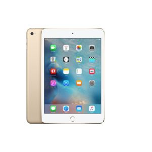iPad Mini 4 /128 Go /WiFi - 4G /5 Mpx /Gold /7,9""