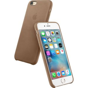 Cover APPLE /Marron /Pour iPhone 6s Plus /En cuir