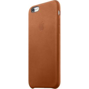 Cover APPLE /Marron /En Cuir /Pour iPhone 6s