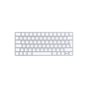 Clavier APPLE MLA22F/A / Bluetooth /Blanc