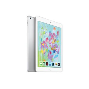 "iPad /9.7"" /Silver /IPS TFT /2048 x 1536 /32 Go /WiFi + Cellular /1.2 Mpx - 8 Mpx /Apple iOS"