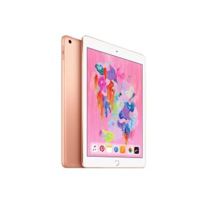 "iPad WiFi /9.7"" /Gold /2048 x 1536 /IPS TFT - LED /1.2 Mpx - 8 Mpx /32 Go /iOS 11"