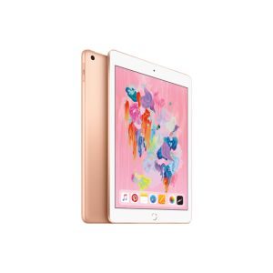 "iPad 128 Go /Gold /9.7"" /LED - IPS /2048 x 1536 pixels /Apple A10 /Apple iOS 11 /Wi-Fi /8 Mpx /10 Heures"