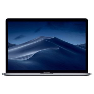 "MacBook Pro Touch Bar /Gris /Intel Core i7 /2.6 Ghz /6-Core /9th /256 Go /15"" /AMD Radeon Pro 555X /Mac OS"
