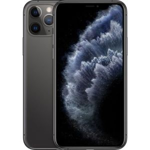"iPhone 11 Pro /Gris /5.8"" /256 Go /12 Mpx - Triple caméra 12 Mpx /IP 68 /iOS"