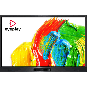 "Ecran Interactive EYEPLAY Tactile /65"" /LED /3840 x 2160 /Cortex A53 Dual Core /1.3 GHz /2 Go /32 Go /Android 5.1 /AV - RF - VGA - TF - YPBPR - MIC - AUDIO - HDMI - USB 2.0 - RS232 - USB 3.0"