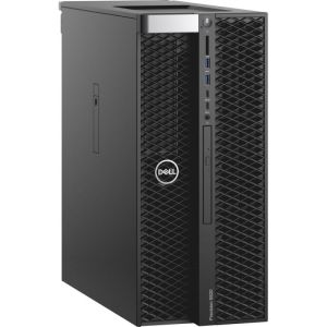 PC de Bureau DELL Precision 5820 Tower /Intel® Xeon® W-2104 /16 Go /2 x 2 To /Windows 10 Professionnel