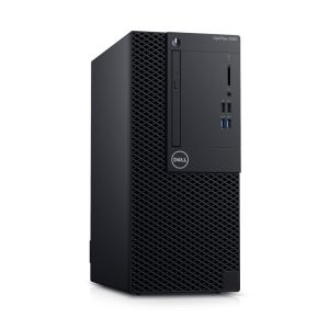 PC de bureau DELL Optiplex 3060 MT /i5-8500 /Jusqu'à 4,1GHz /4 Go /500 Go /FreeDos