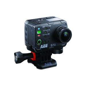 "Caméra d'action AEE MAGICAM /PNJ CAM AEE S70 /2"" /Full HD /16 Mpx /Zoom X10 /SD"