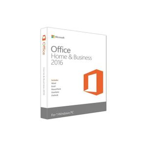 Logiciel MICROSOFT /Office Home & Business 2016 /32-bit - x64 French Africa Only DVD