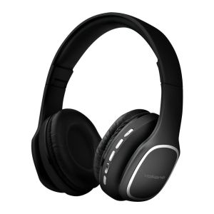 Casque Audio VOLKANO Phonic Serie /Noir /Bluetooth