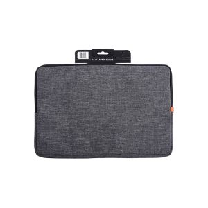 "Housse VOLKANO Premier Series Laptop Sleeve  /15.6"" /Gris"