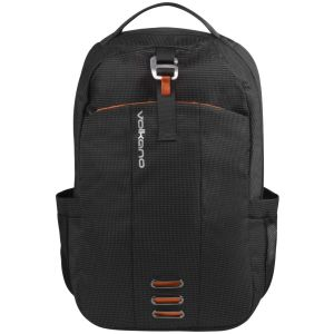 Sac à Dos VOLKANO Latitude series /Noir - Orange /Pour PC portable