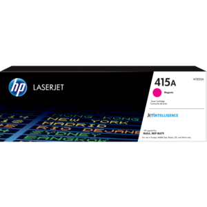 Toner HP 415A Original LaserJet Cartridge /Magenta /2100 Pages