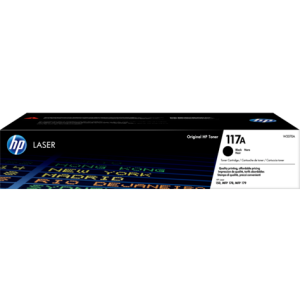 Cartouche de toner HP 117A Original Laser Cartridge /Noir /1000 pages