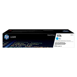 Toner HP 117A Orignal Laser cartridge /Cyan /700 pages