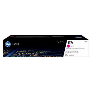 Toner HP 117A Original Laser Cartridge /Magenta /700 Pages